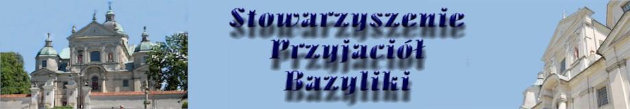 Stowarzyszenie Przyjacół Bazyliki w Studziannie